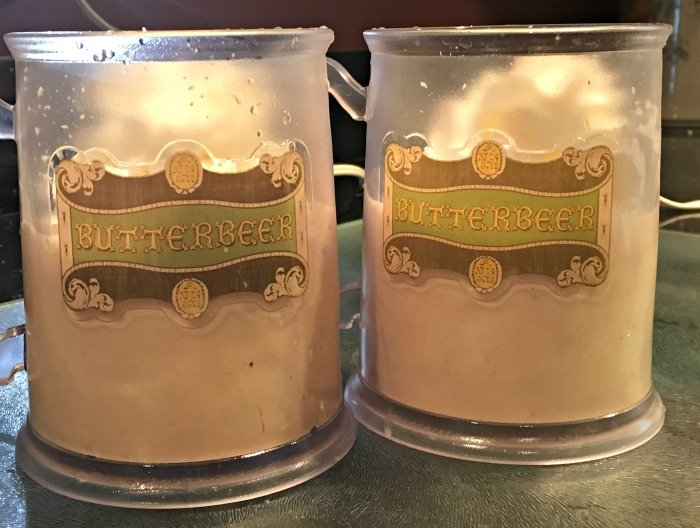 Famous Leaky Cauldron's Butter Beer | MIni Van Dreams