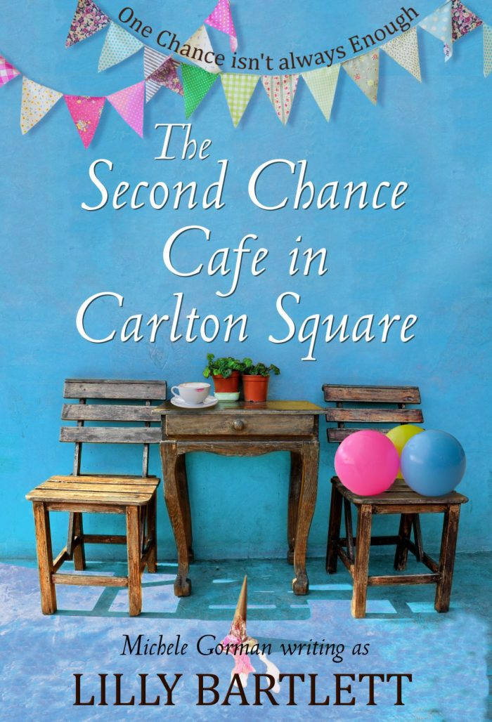 The Second Chance Cafe in Carleon Square | Mini Van Dreams