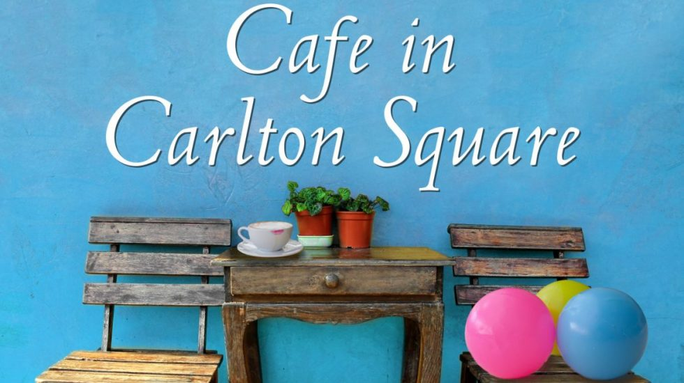 The Second Chance Cafe in Carlton Square | Mini Van Dreams