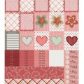 Free Printable Planner Stickers: Be My Valentines | Mini Van Dreams