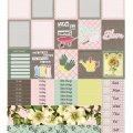Free Printable Planner Stickers: Garden Life (ECV & HP)   Mini Van Dreams