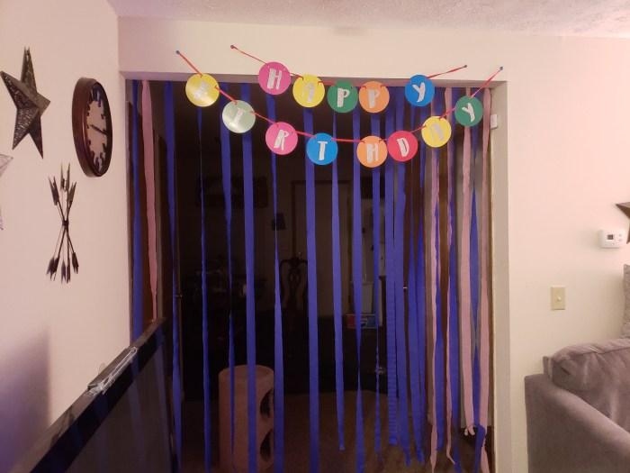 My 40th Birthday | Mini Van Dreams