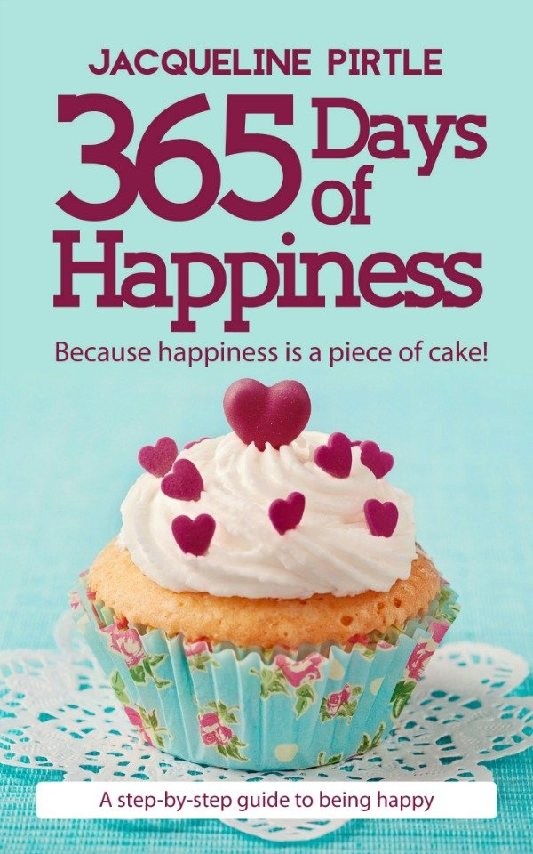 365 Days of Happiness by Jacqueline Pirtle [Review] | Mini Van Dreams