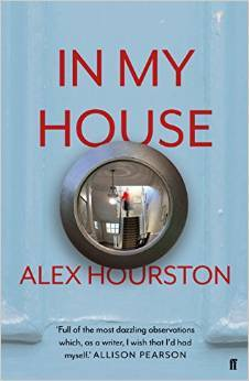 Best summer books for 2015 - In My House by Alex Hourston