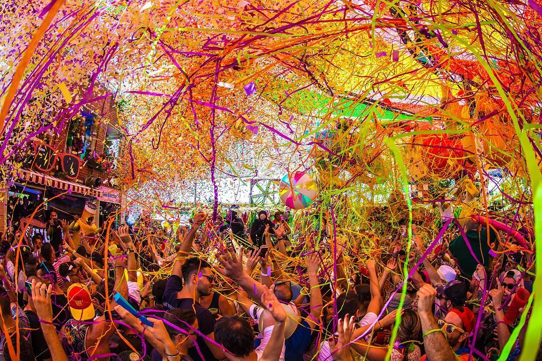 Things to do in Barcelona @elrowofficial Elrow