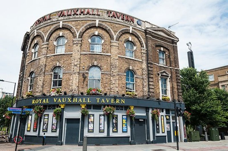 Things to do in South London @minkaguides Royal Vauxhall Tavern