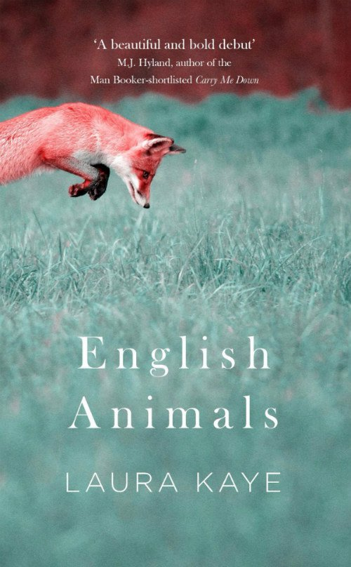 Best winter books for 2017 - English Animals by Laura Kaye