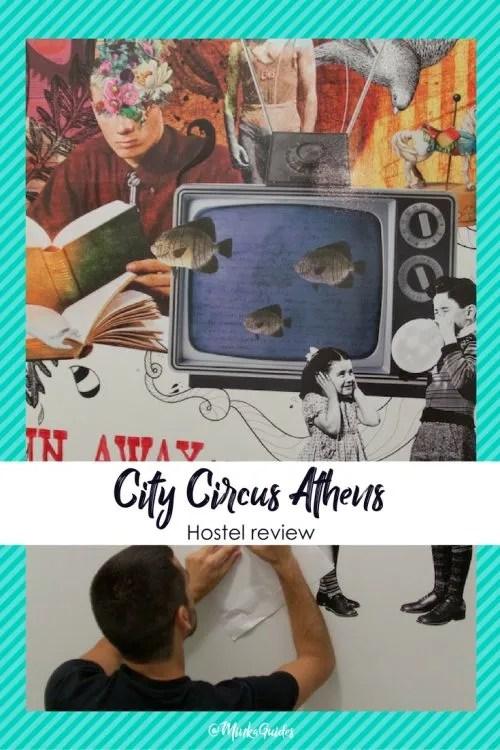 City Circus Athens review | Minka Guides