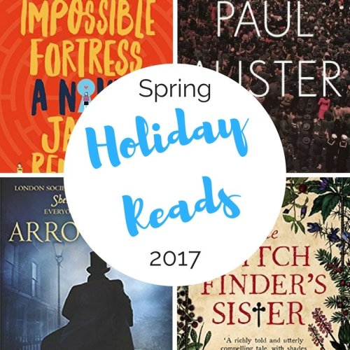 Best spring books for 2017