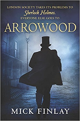 Best spring books for 2017 - Arrowood by Mick Finlay