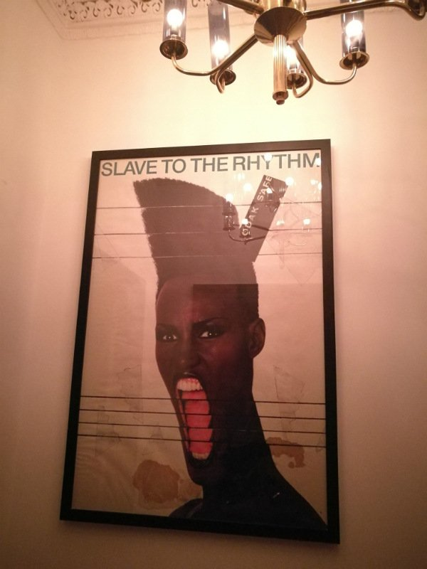 Brighton Airbnb @minkaguides Grace Jones