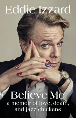 best summer books 2017 - Eddie Izzard