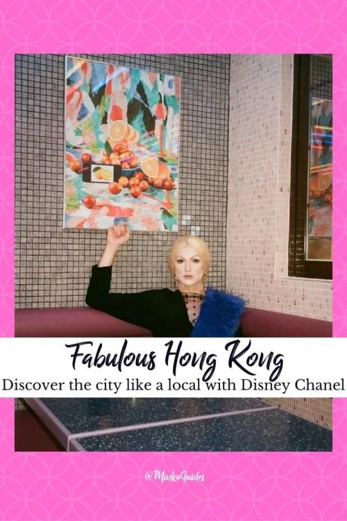 hong kong like a local @missdisneychanel