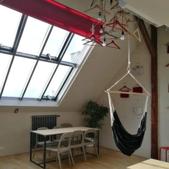 Czech Inn Prague review @minkaguides window