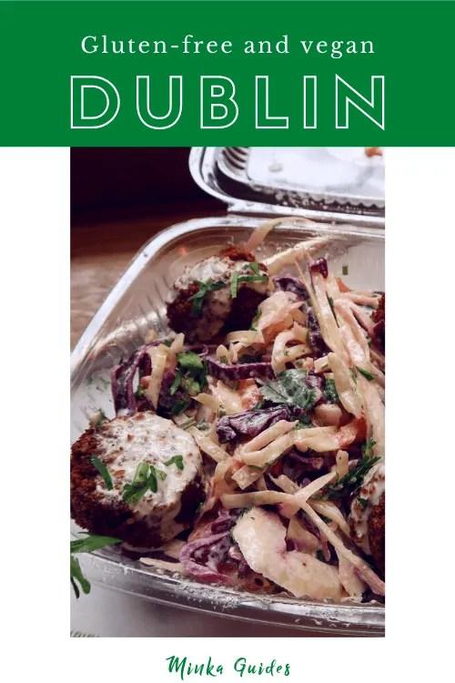 Gluten-free vegan Dublin | Minka Guides