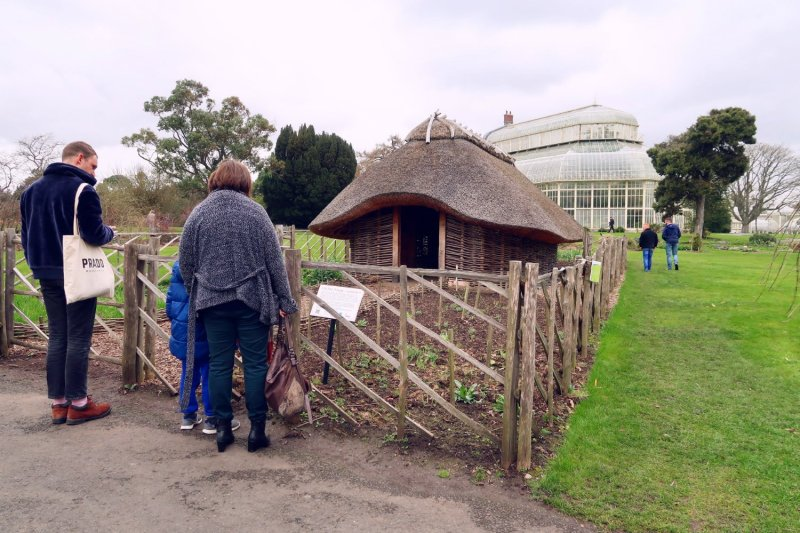 National Botanic Gardens Dublin @minkaguides Viking house