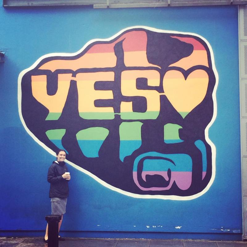 Things to do in Dublin @bravenewwords marriage equality