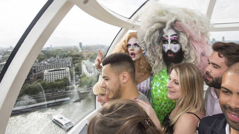Things to do in London this summer @robgreigphoto London Eye Time Out's Eye-Openers series