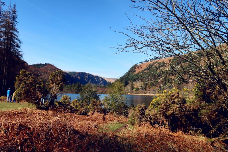 Wicklow Mountains day trip from Dublin @minkaguides Lower Lake 2