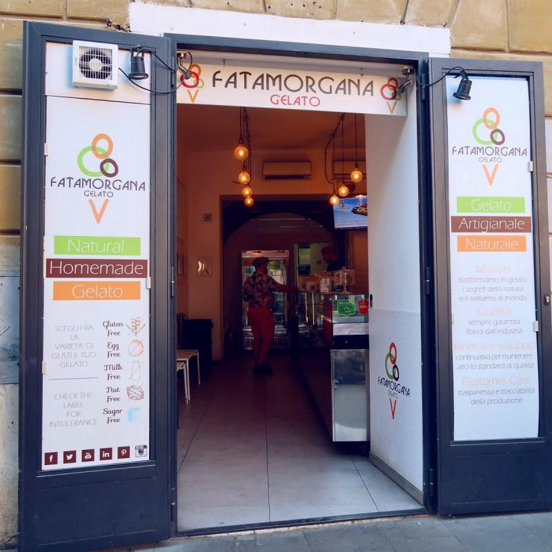 Gluten-free Rome @minkaguides Fatamorgana gelato 3