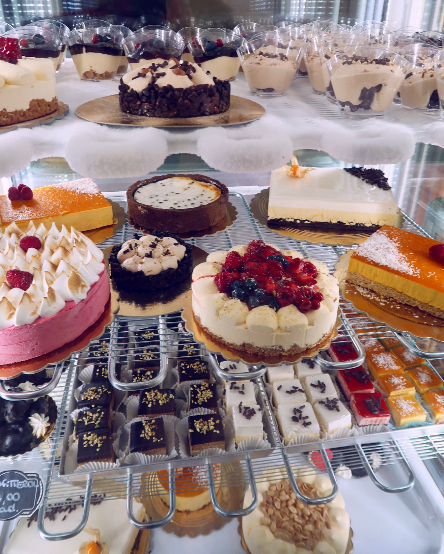 Gluten-free Rome @minkaguides La Pasticciera 1 Rome city guide