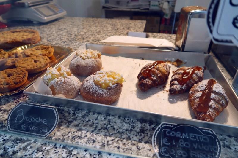 Gluten-free Rome @minkaguides La Pasticciera 3