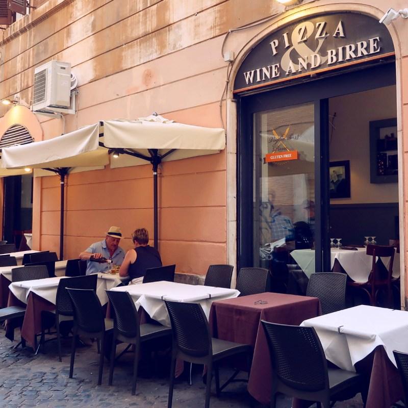 Gluten-free Rome @minkaguides Voglia di Pizza 3