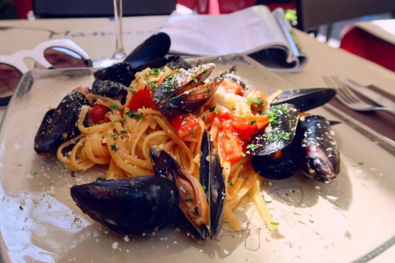 Rome overtourism @minkaguides gluten-free Rome
