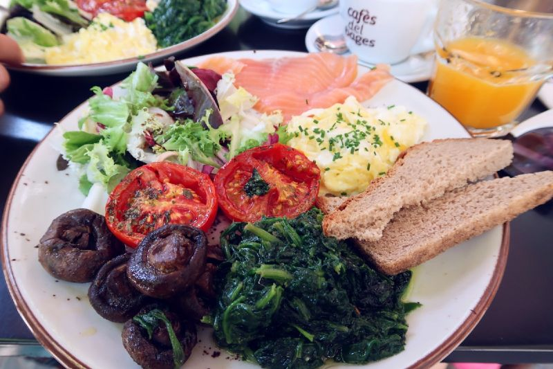 Gluten-free Barcelona Copasetic-brunch CREDIT Minka Guides