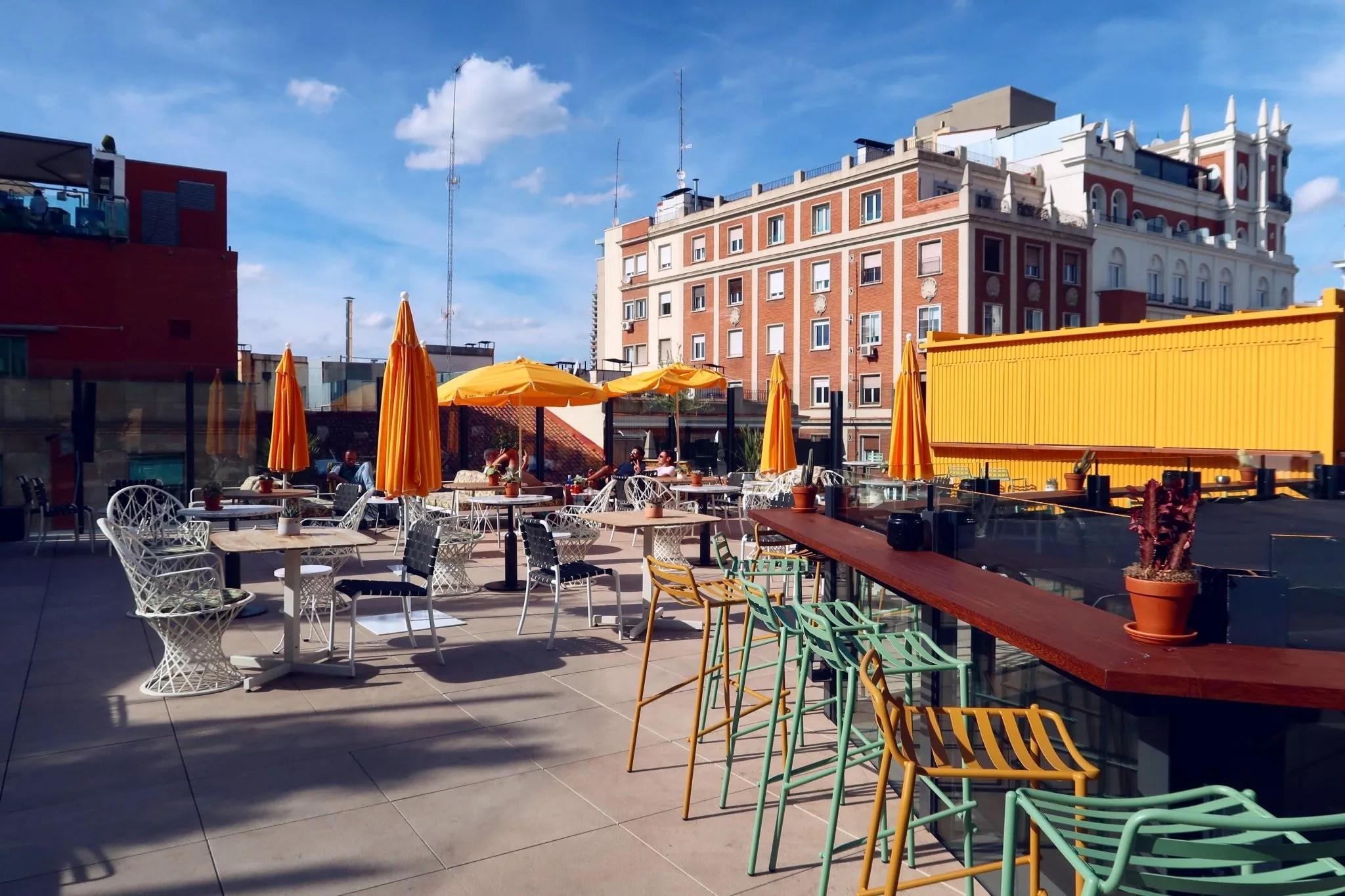 Review: Generator Hostel Madrid   Minka Guides