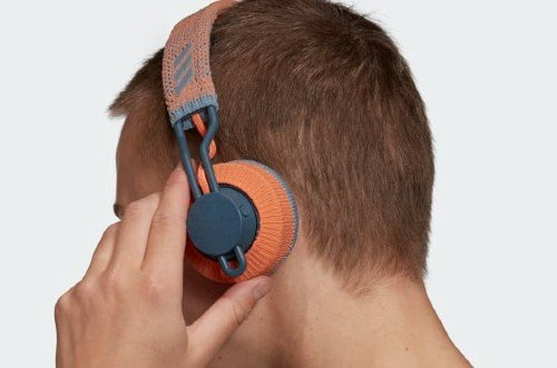 Adidas sport on-ear headphones