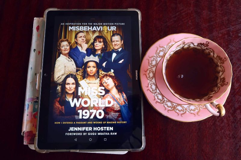 Book review: Miss World 1970 by Jennifer Hosten | Minka Guides
