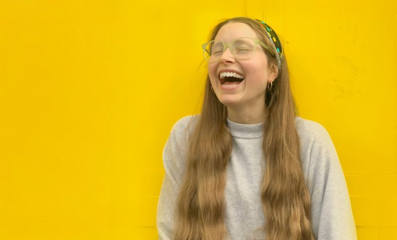 Winter in London @sohotheatre Jessie Cave
