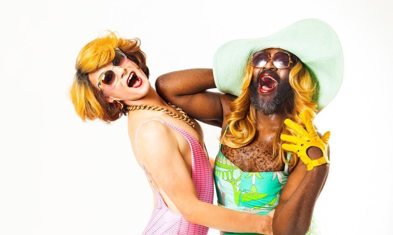 Winter in London @sohotheatre Le Gateau Chocolat Jonny Woo A Night at the Musicals Soho Theatre