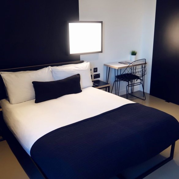 Kip Hotel Hackney @minkaguides Kip Large Double room