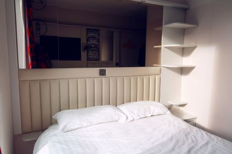 Point A Hotel London Shoreditch @minkaguides bedroom