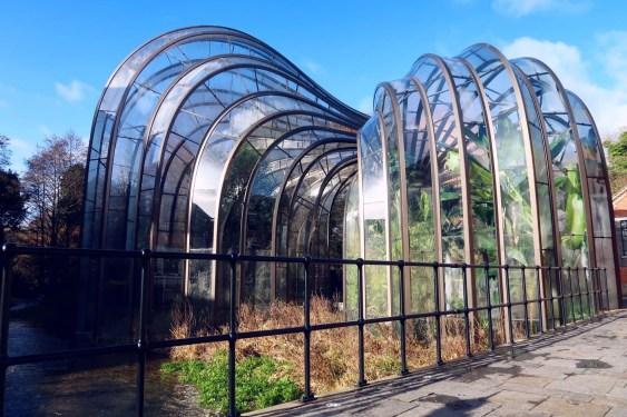 Bombay Sapphire Distillery tour @minkaguides Glasshouses greenhouses