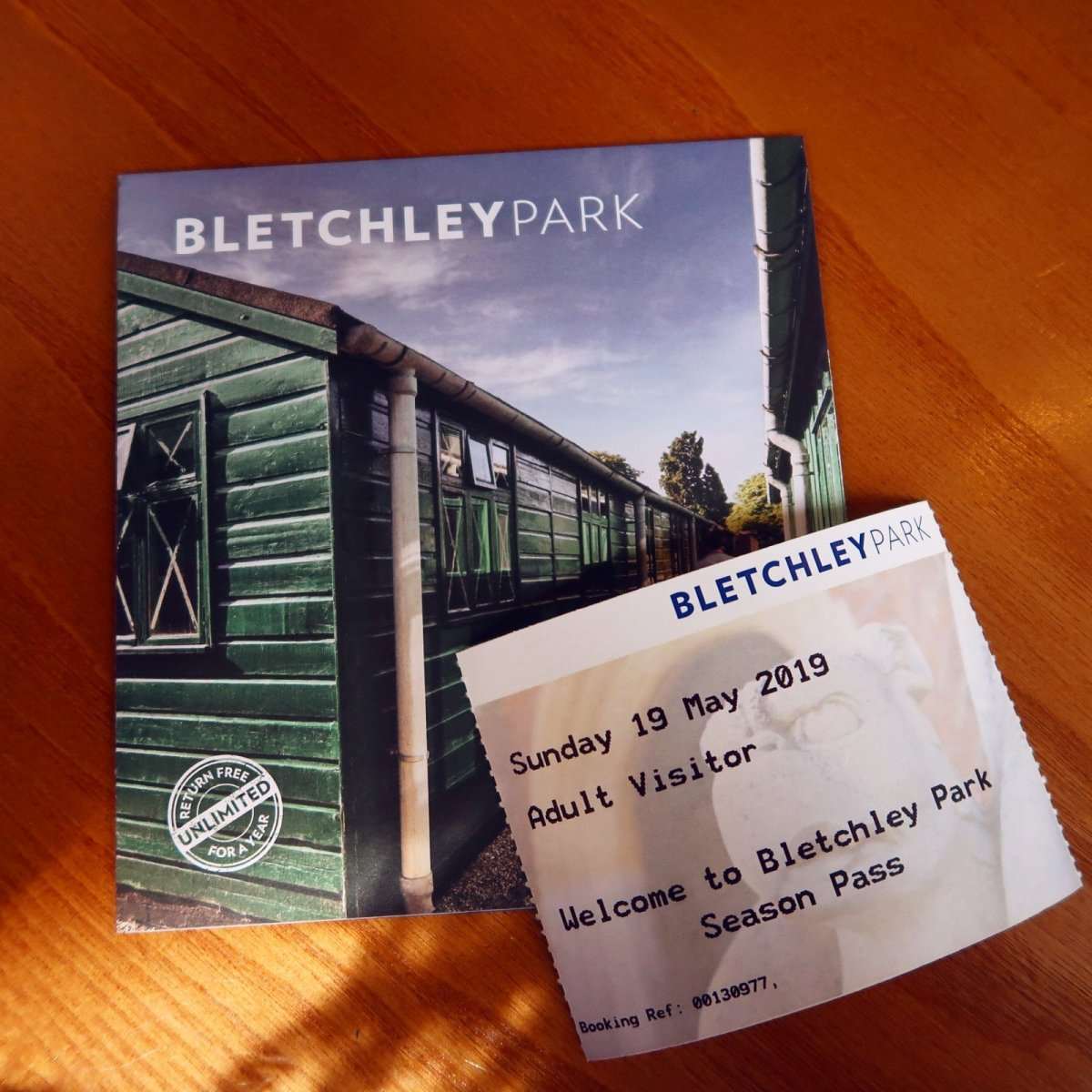 Bletchley Park Museum ticket CREDIT_ © Minka Guides