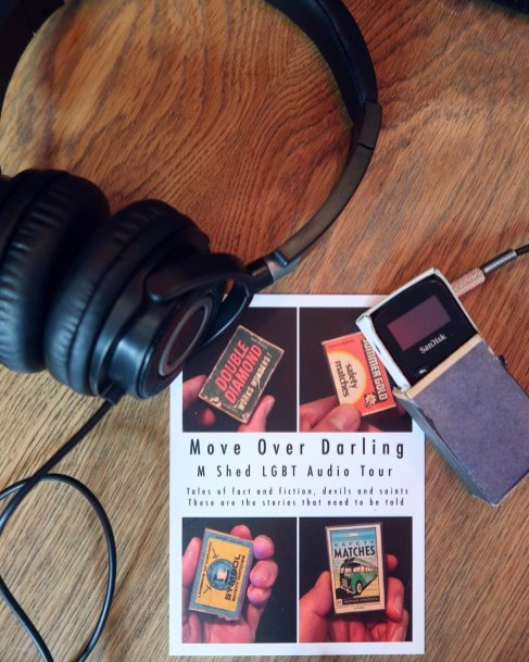 Things to do in Bristol - M Shed LGBT audio tour CREDIT_ © Minka Guides