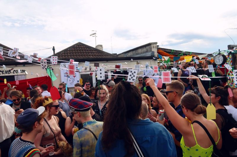 Things to do in Bristol - People Like Us AstroTurf summer party CREDIT_ © Minka Guides