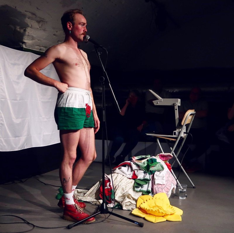 Queer Edinburgh Fringe Rhys Slade-Jones CREDIT Minka Guides