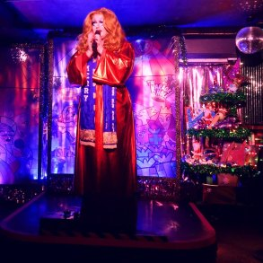 Autumn London Just May Does A Not So Silent Night Karaoke Hole CREDIT Minka Guides