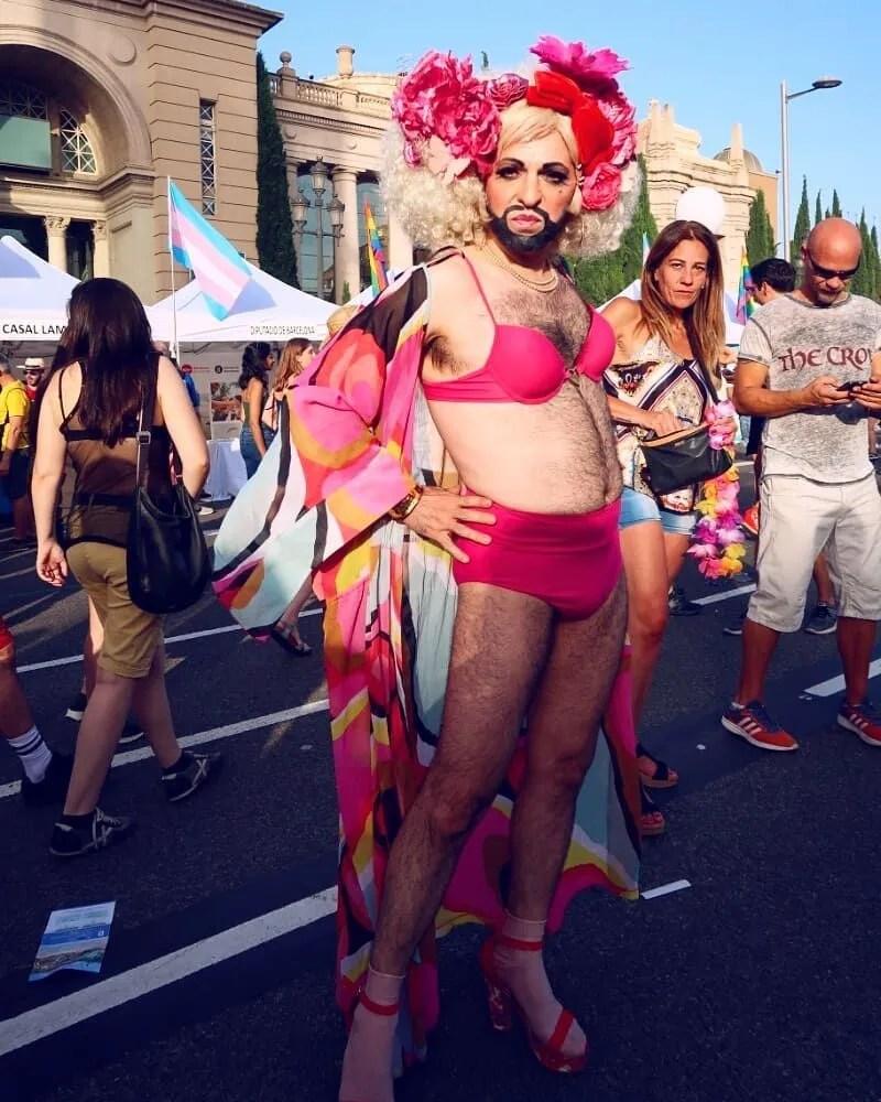 Barcelona Pride 2018 La Pelos Tiene Barba CREDIT Minka Guides