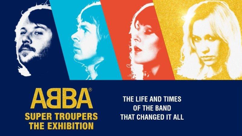 Autumn London Abba exhibition Super Troupers o2 CREDIT Abba