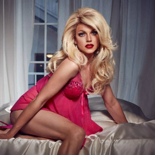 Can women be drag queens CREDIT Courtney Act