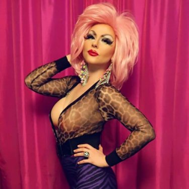 Can women be drag queens Fanny Minka CREDIT Minka Guides