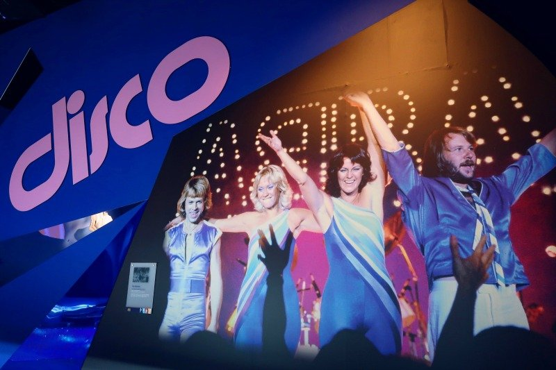 ABBA Super Troupers exhibition disco CREDIT Minka Guides_picmonkeyed