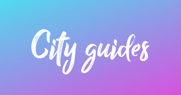 Minka guides queer travel city guides