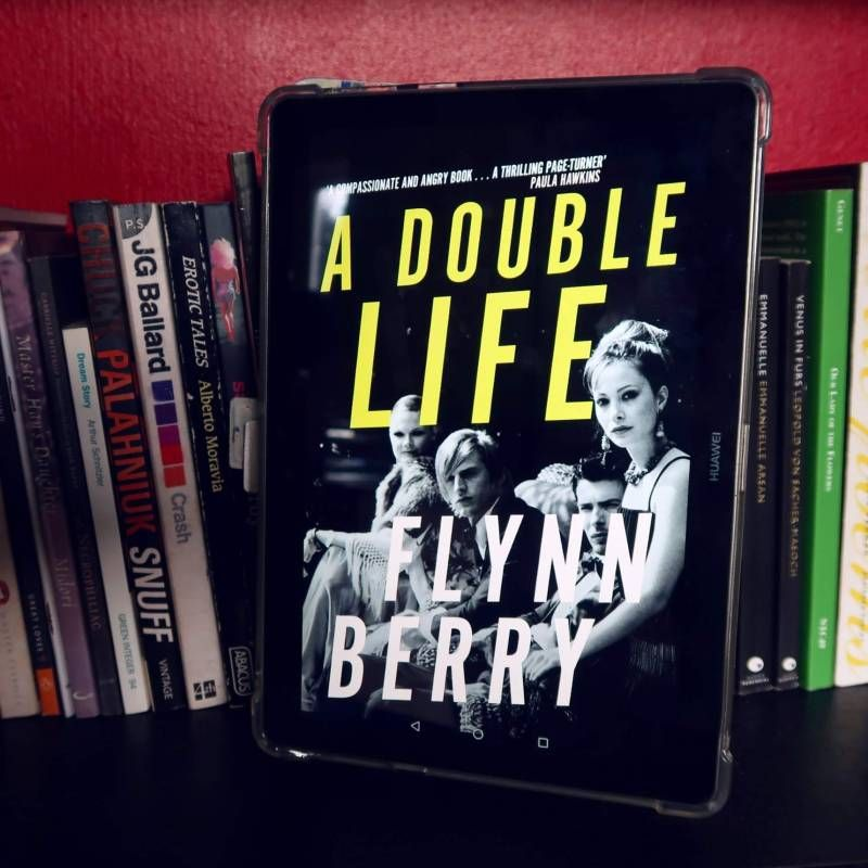 New books winter 2018 A-Double-Life-by-Flynn-Berry CREDIT Minka Guides