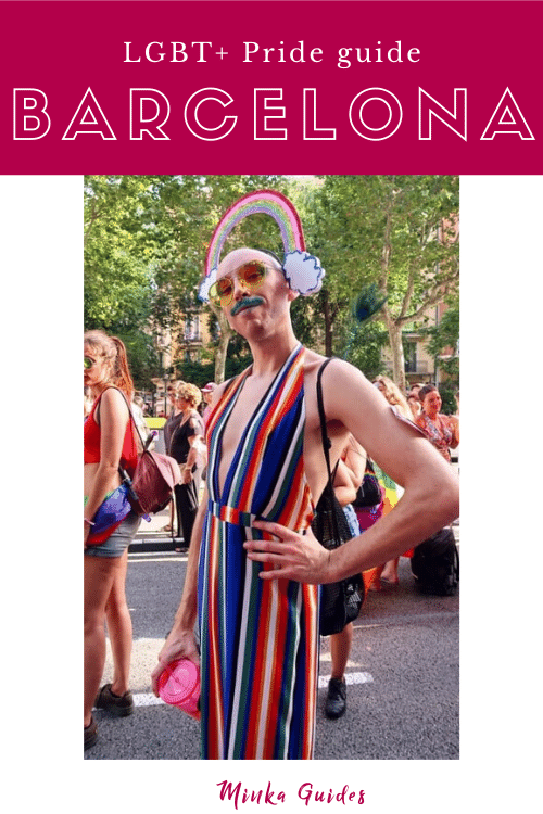 Barcelona Pride: everything you need to know   Minka Guides